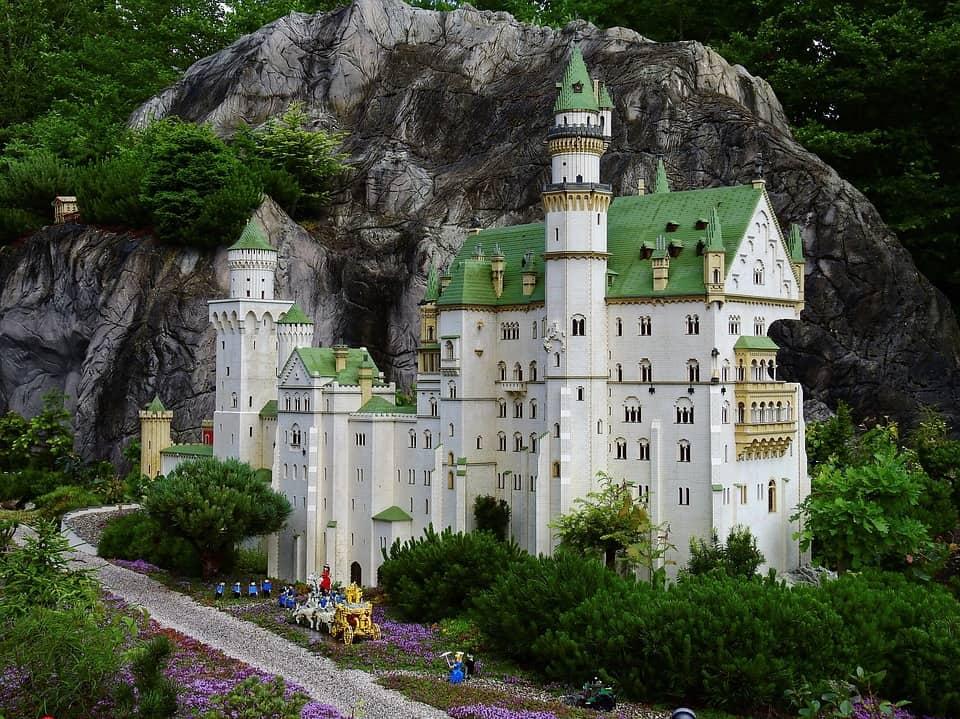 Bilresa Legoland